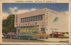 Caldwell's Cafeteria