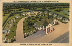 Pat's Cottage Court, Member of United Motor Courts of America
