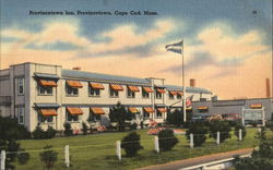 View of Inn, Cape Cod
