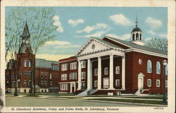 St. Johnsbury Academy, Colby and Fuller Halls