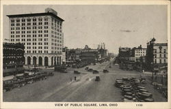 View of Public Square