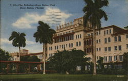 The Fabulous Boca Raton Club