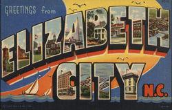 Greetings from Elizabeth City