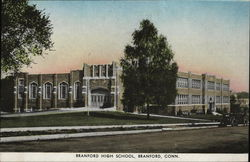 Street View of Branford High School