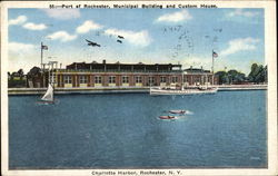 Port of Rochester, Municipal Building and Custom House - Charlotte Harbor