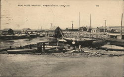 Boat Yards at Cape Cod