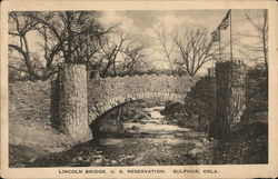 Lincoln Bridge, US Reservation