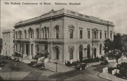The Peabody Conservatory of Music
