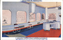 D. Myers & Sons, Inc. - A Portion of One of the Myers Shoe Salons