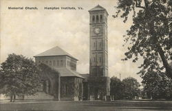 Street View of Memorial Church at Hampton Institute