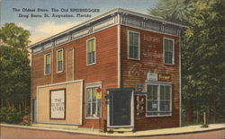 The Oldest Store - The Old Speissegger Drug Store