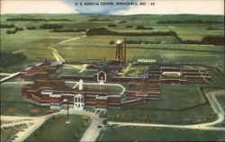 Aerial View of US Medical Center
