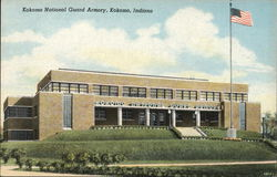 Kokomo National Guard Armory