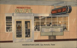 Manhattan Cafe