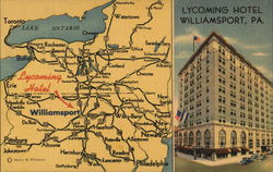 The Lycoming Hotel - Williamsport's Outstanding Hotel