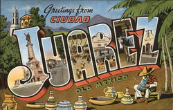 Greetings from Cuidad Juarez