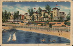 Hotel Conneaut - Western Pennsylvania's Finest Summer Resort