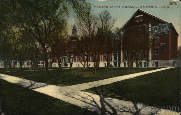 Kansas State Normal School Emporia