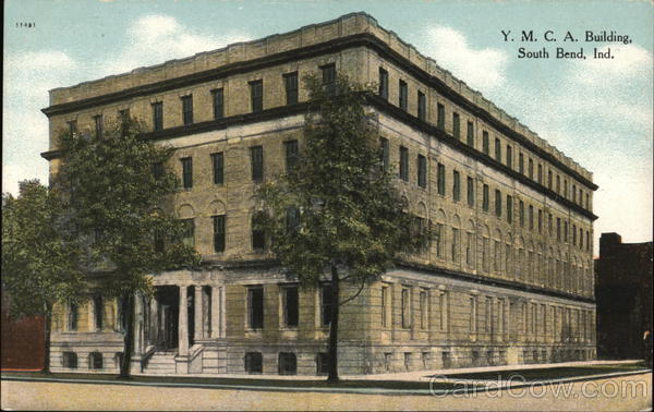 Y. M. C. A. Building South Bend Indiana