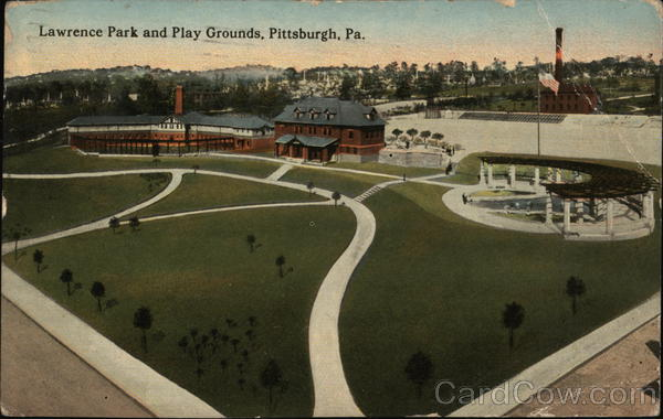 Lawrence Park and Play Grounds Pittsburgh Pennsylvania