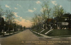 North Tremont Avenue, From Parallel Avenue