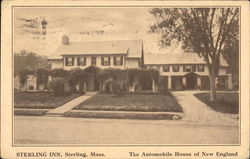 Sterling Inn, The Automobile House of New England