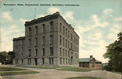 Polytechnic Institute, Salisbury Laboratories