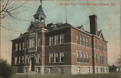 Harvard High School Building