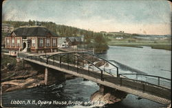 Opera House, Bridge and Falls
