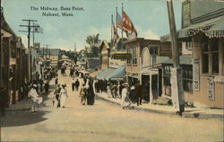 The Midway at Bass Point Postcard