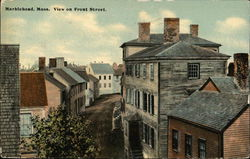 View on Frost Street