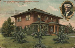 Luther Burbank's Residence