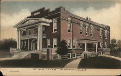 View of Elks Club