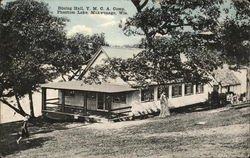 Dining Hall, YMCA Camp, Phantom Lake