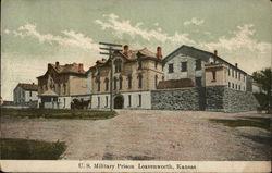US Military Prison