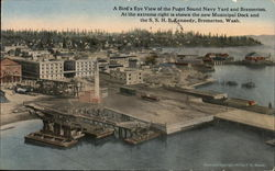 Puget Sound Naval Yard and Bremerton