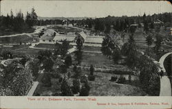 View of Pt. Defiance Park