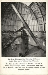 The Great Telescope of the University of Chicago
