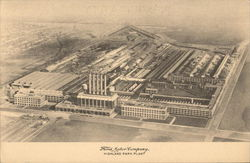 Ford Motor Company Highland Park Plant