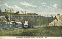 "Bridge Over ""Stillwater"" River"