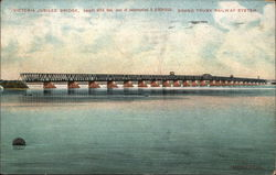 Victoria Jubilee Bridge, Grand Trunk Railway System