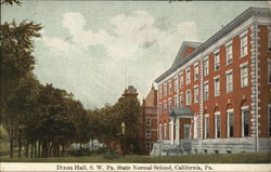 Dixon Hall, S.W. Pa. State Normal School