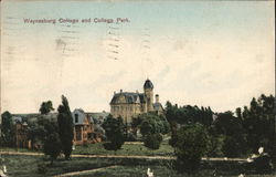 Waynesburg College and College Park