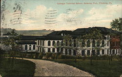 Carnegie Technical School, Schenley Park