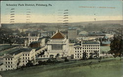 Schenley Park District