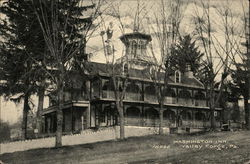 Washington Inn Postcard