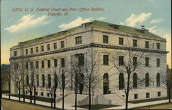 US Federal Court and Post Office Building