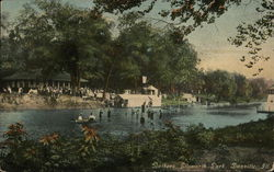 Bathers, Ellsworth Park