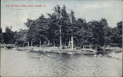 Lake and Park, Soldiers Home