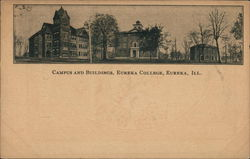 Campus and Buildings, Eureka College